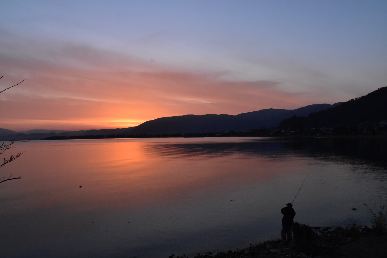 奥琵琶湖の大自然を独り占め 満天の星空、時には暗闇、本当の自然を感じる場所